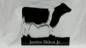 Justin Niles Jr.