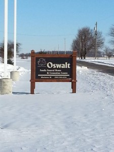 Oswalt Family Funeral Home
