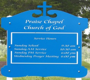 Praise Chapel Church of God