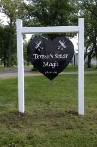 Teresa's Shear Magic